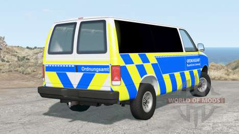 Gavril H-Series German Emergency v1.4 for BeamNG Drive