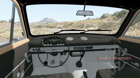 Vaz 2101 Jiguli for BeamNG Drive