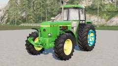 John Deere 4040〡4240〡4440〡4640〡48Ꝝ0 for Farming Simulator 2017