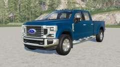 Ford F-250〡F-350〡F-450 for Farming Simulator 2017