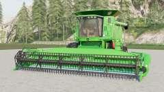John Deere 9000-series for Farming Simulator 2017
