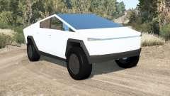 Tesla Cybertruck prototype 2019 for BeamNG Drive
