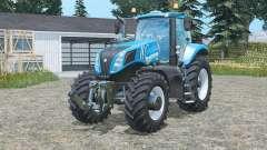 New Holland T8.320〡T8.435 for Farming Simulator 2015