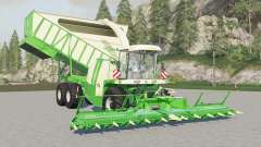Krone BiG X 1100 Cargø for Farming Simulator 2017