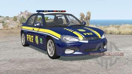 Hirochi Sunburst Brazilian PRF Police v1.1 for BeamNG Drive
