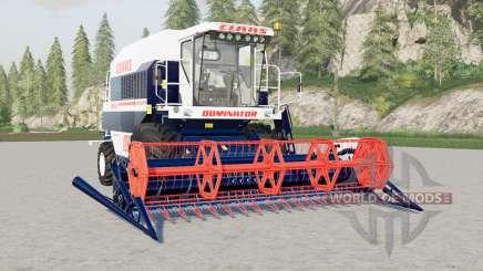 Claas Dominator 108 SL Maxɨ for Farming Simulator 2017