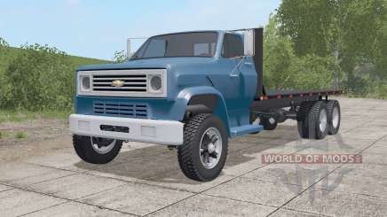 Chevrolet C70 flatbeᵭ for Farming Simulator 2017