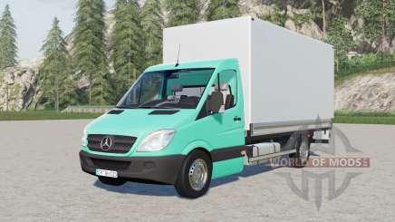 Mercedes-Benz Sprinter 316 pritschenwagen 2008 for Farming Simulator 2017