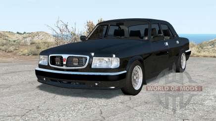 Gaz-3110 Volga for BeamNG Drive