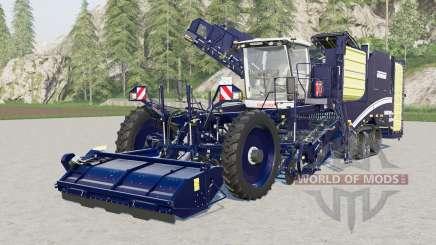 Grimme Varitron 470 Platinum tire configurations for Farming Simulator 2017