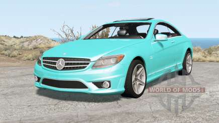 Mercedes-Benz CL 65 AMG (C216) 2007 for BeamNG Drive