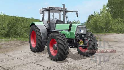 Deutz-Fahr AgroStar 6.71〡6.81 for Farming Simulator 2017