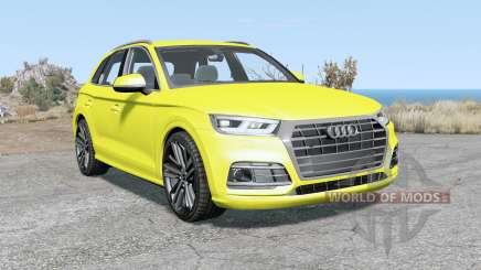 Audi Q5 quattro 2019 for BeamNG Drive