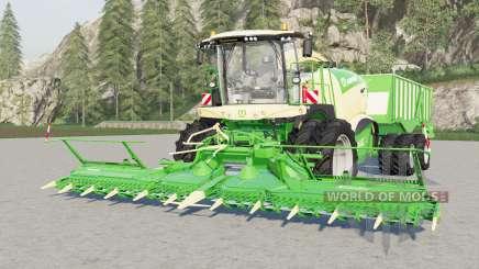 Krone BiG X 1100 Cargꝋ for Farming Simulator 2017