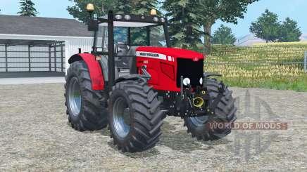 Massey Ferguson 6480 for Farming Simulator 2015
