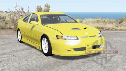 Vauxhall Monaro VXR 2005 for BeamNG Drive