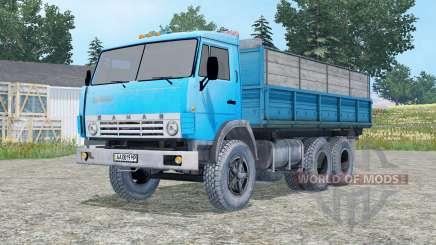 Kamaz-5510Զ for Farming Simulator 2015