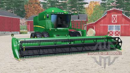 John Deere S5ⴝ0 for Farming Simulator 2015