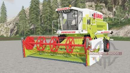 Claas Dominator 108 SL Maᶍi for Farming Simulator 2017