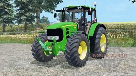 John Deere 7530 Premiuɱ for Farming Simulator 2015