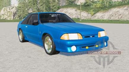 Ford Mustang SVT Cobra 1993 for Farming Simulator 2017