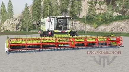 Claas Lexion 5000〡6000〡7000〡8000 for Farming Simulator 2017