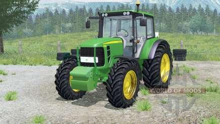 John Deere 63ろ0 for Farming Simulator 2013
