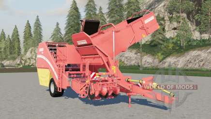 Grimme SE Ձ60 for Farming Simulator 2017