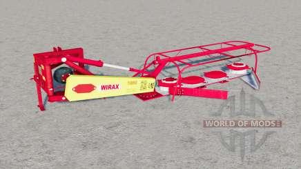 Wirax Z-069 for Farming Simulator 2017