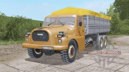 Tatra T1Ꝝ8 for Farming Simulator 2017