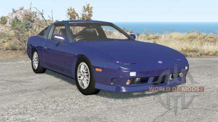 Nissan 180SX Type X (RPS13) 1996 for BeamNG Drive