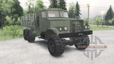 Kras-25ⴝ for Spin Tires