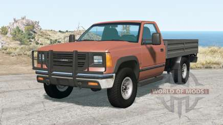 Gavril D-Series Farmhand Long for BeamNG Drive