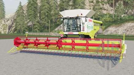 Claas Lexioɲ 770 for Farming Simulator 2017