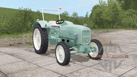MAN 4Ƥ1 for Farming Simulator 2017