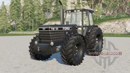 Ford TW-35 Black Edition for Farming Simulator 2017