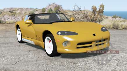 Dodge Viper RT-10 1992 for BeamNG Drive