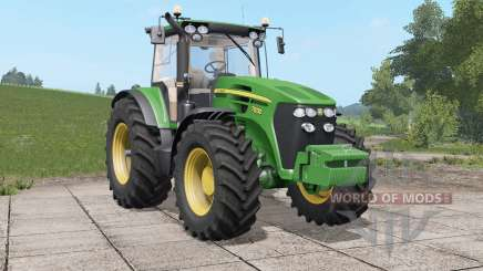 John Deere 7730〡7830〡79૩0 for Farming Simulator 2017