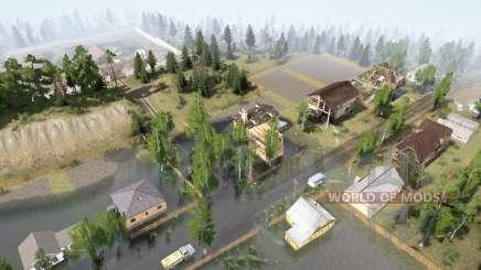 Beyond the villages for MudRunner