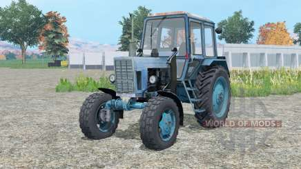 MTH-82 Belarƴs for Farming Simulator 2015