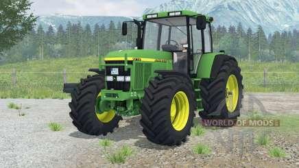 John Deerꬴ 7710 for Farming Simulator 2013
