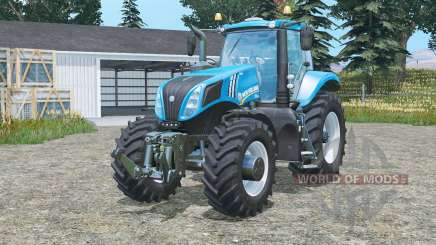 New Holland T8.320〡T8.435 for Farming Simulator 2015