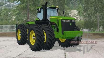 John Deere 9630〡9560R for Farming Simulator 2015
