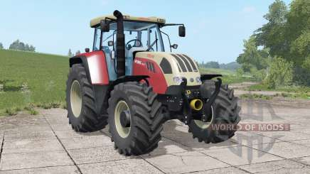 Steyr 6140 & 6195 CVT for Farming Simulator 2017
