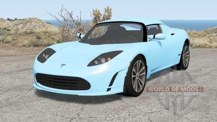 Tesla Roadster Sport 2011 for BeamNG Drive