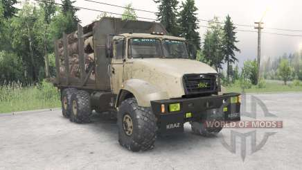 KRAz 65032 for Spin Tires