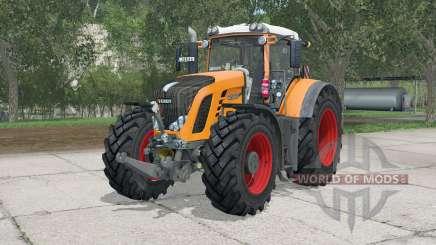 Fendt 936 Vaꞅio for Farming Simulator 2015