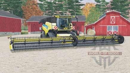 New Holland CⱤ10.90 for Farming Simulator 2015