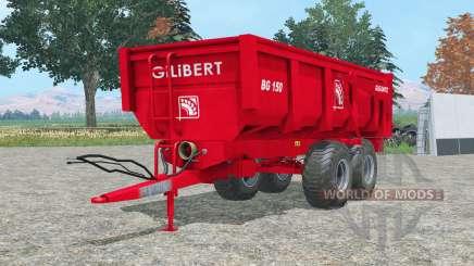 Gilibert BG 1ⴝ0 for Farming Simulator 2015