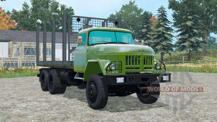Sil 131 scaffolding for Farming Simulator 2015